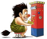 Automatspill på nett