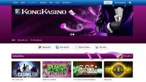 kong kasino norsk tipping