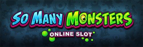 So Many Monsters Online Slot