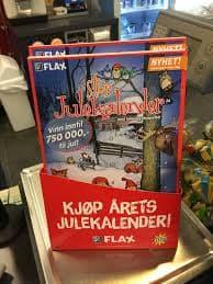 Kjøp årets Flax julekalender