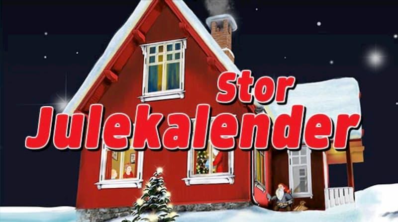 Vinn penger med Flax julekalender Stor