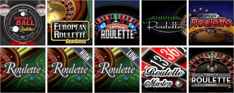 Spill rulett på 666 Casino