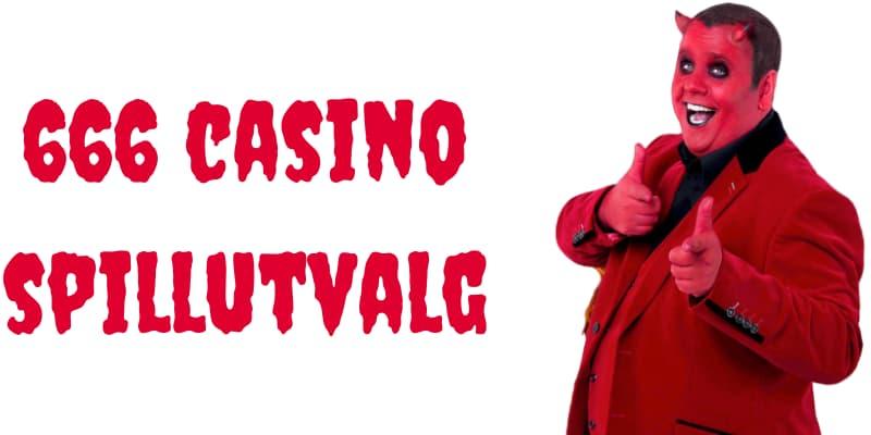 666 casino spillutvalg