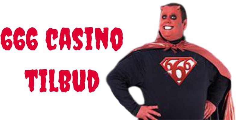 666 casino tilbud