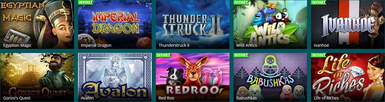 Luckland Casinogames