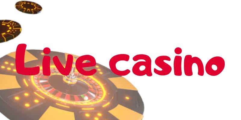 Spill på live casino med Spin Million Casino.