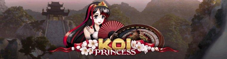 Storspiller Koi Princess spill