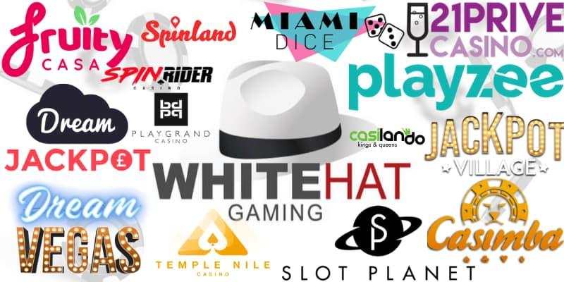 White hat gaming casinoer