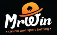 Mr Win logo